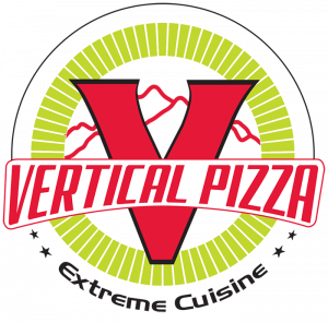 Vertical Pizza logo
