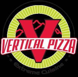 Vertical Pizza logo
