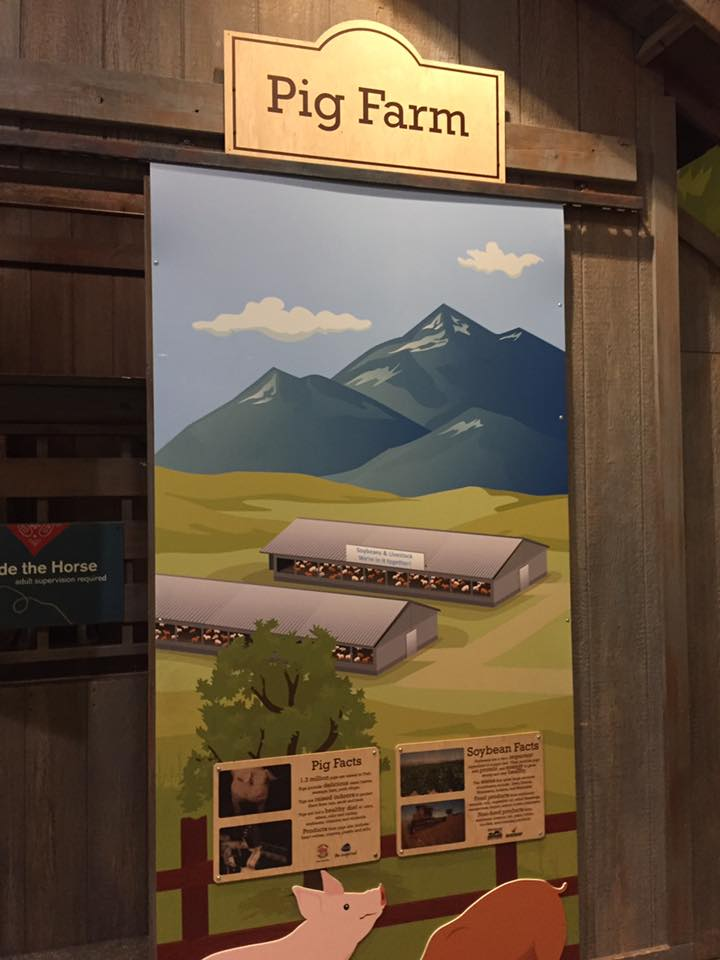 Discovery Gateway Children S Museum Removes Pork Industry Propaganda