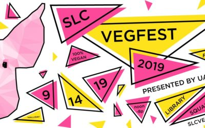 NEWS RELEASE: 4th Annual All-Vegan 'SLC VegFest' Expects to Set Attendance Record